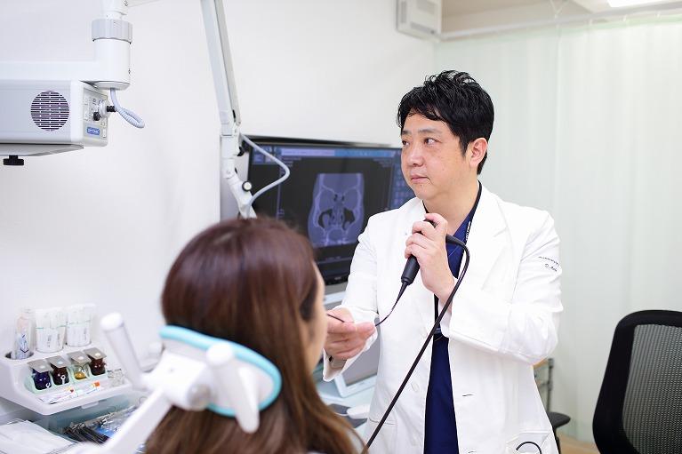 アレルギー性鼻炎の検査